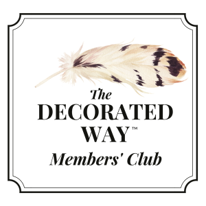 The Decorated Way Members' Club