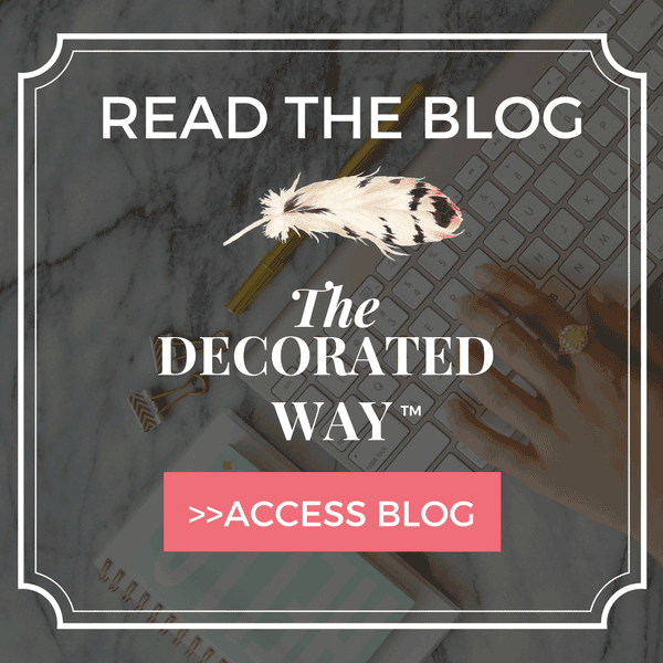 Read The Decorated Way Blog